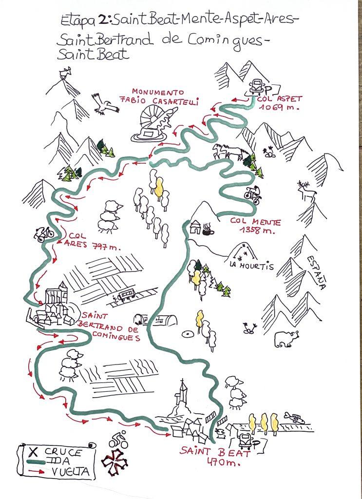 etapa 2 royal cycling ciclismo