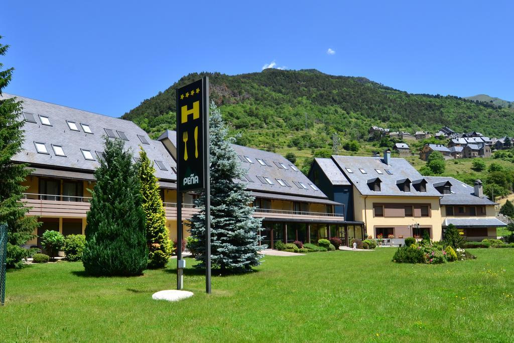 1 Hotel Peña - Entorno