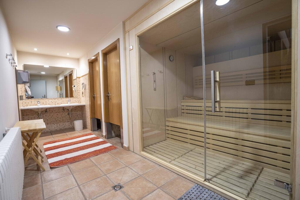 6 Hotel Peña - Sauna